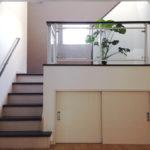 【入居後WEB内覧会*5】リビング階段(吹き抜け)・踊り場