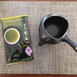 ふたの無い急須を買ったら、毎日のお茶淹れが楽に!
