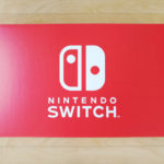 NintendoSwitch(ニンテンドースイッチ)が届いたので開封の儀!